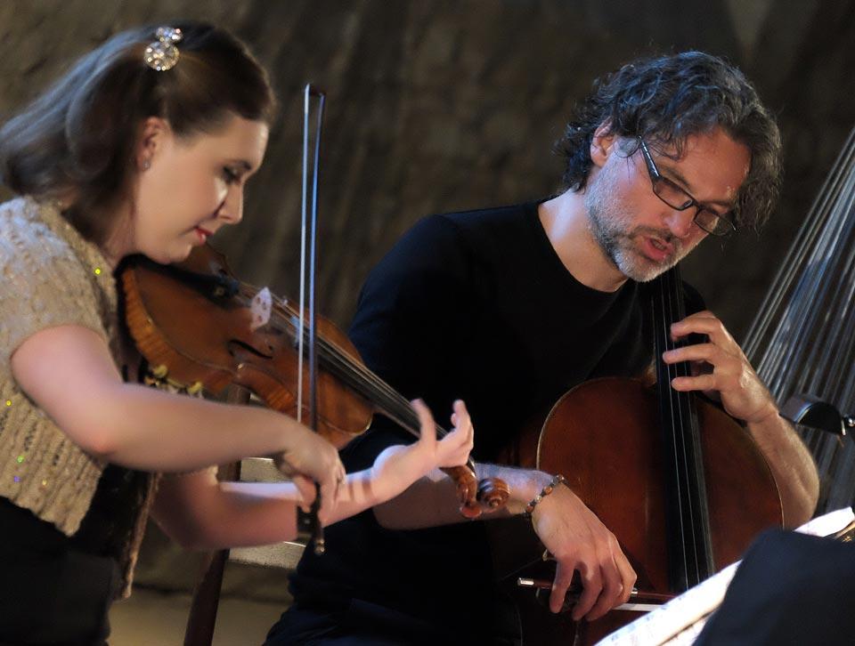 Chloë Hanslip (UK), Jiří Bárta
