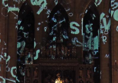 7.6.2017 Noc zrození a konce - chrám sv. Barbory