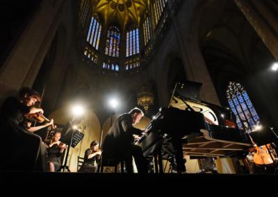 Lukáš Vondráček, Musica Minore